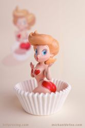 Valentine Candy Girl Statuette by bpresing