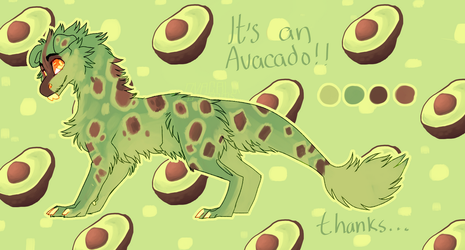 JBD ADOPT    Its an avacado... thanks [closed] by Ovacalix