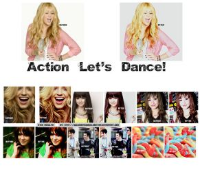 Lets Dance Action + by ObsessionCelebrities