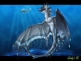 Sea Dragon by Godzi15