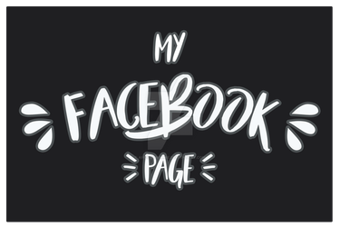 MY FACEBOOK PAGE! by AmeliaGrimmie