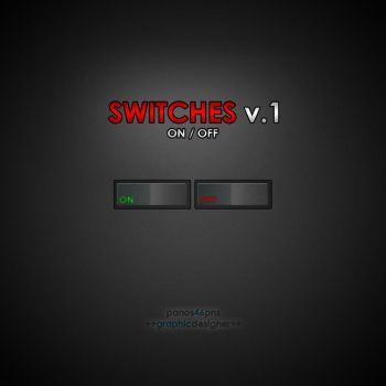 Switches V.1 ON - OFF by panos46