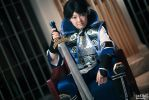 Cao Pi(Dynasty Warriors) @ Katsucon 2012 -Preview by alucardleashed