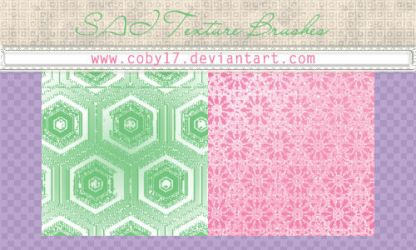 Floral and Geometric brushes for SAI by Coby17