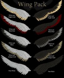 Wings Pack by ED-resources