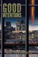 Cover to Good Intentions by SkyFitsJeff