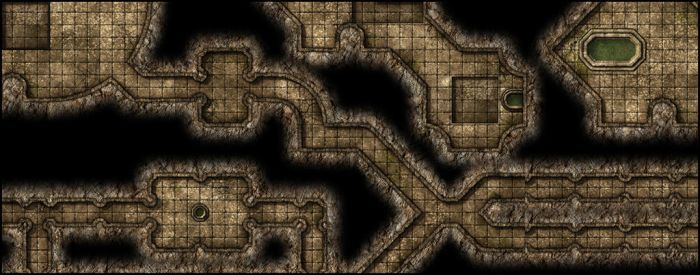 Dungeon Mapper 2 Sample by Madcowchef
