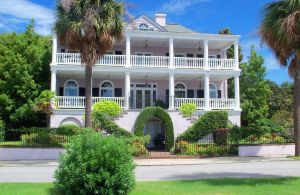 Charleston House by MsKiraJ