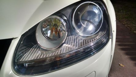 Headlight Restoration by LoafNinja