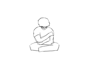 Sit and Sob by Artistic-Persona