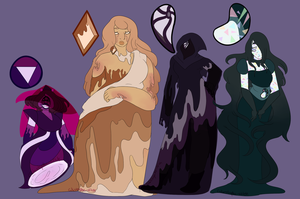 Gemsona Adopts CLOSED by catastrophe-witch