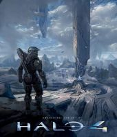 Awakening: The art of Halo 4 by Goyo-Noble-141