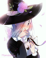 Witch by Marmaladica