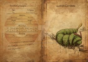 NO.010 Caterpie