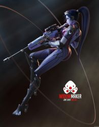 Widowmaker - Grapple Shot by hicky22