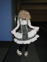 sakura-con lolita 1 by Ridikittydesign