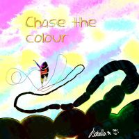 Chase the colour by supahappysunshine