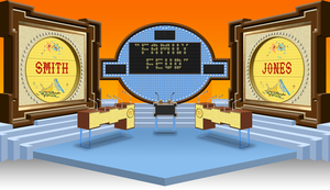 Family Feud set - 1976-81 by wheelgenius