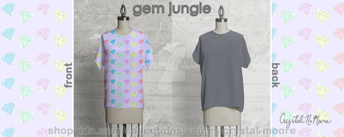 Preview - Gem Jungle by Crystal-Moore