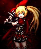 Fate/Apocrypha: Saber of Red (Mordred) by Copyright-Wapow