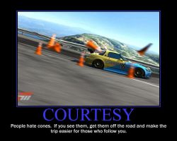 Forza 3 Motivational Poster 1 by QuantumInnovator