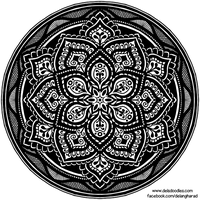 Krita Mandala 57 by WelshPixie