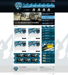 Design for Epic Avalanche by MYeSportdesign