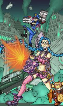 Get(ting) Jinx(ed) by Mosquito-86