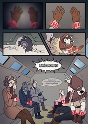 Medea Complex | Pg 15 by Domisea