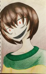 Chara by LibraryCrew