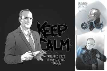Coulson :: 2017 by erebus-odora