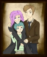 HP SPOILERS-A Family Not To Be by creamandtails4eva