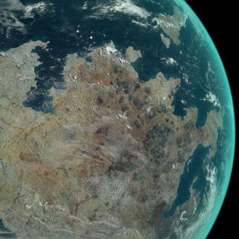 Planet WIP by clanaghan
