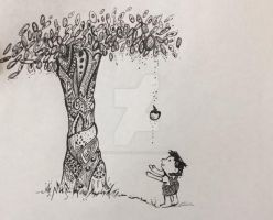 The Giving Tree by JuniperJupiter00
