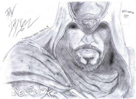 Assassin's Creed: Revelations - Ezio Auditore by Dario4Slash