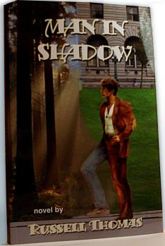Man in Shadows book cover by keithid