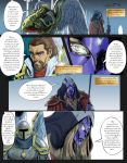 Verse-13 ( Cain is just like you Death ) by MemorialComics
