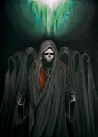 Baaltzelmoth and the six emissaries of the death by Dizmah-56