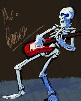Mr. Bones by Time-for-draw