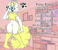 Fow Fow ref by LuckycatCore