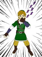 Link's Bizarre Adventure by SlayerOfTears