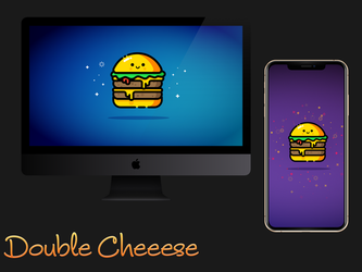 Double Cheeese by AaronOlive