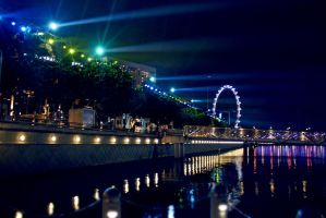 A View From Esplanade by 2easy4yoshi
