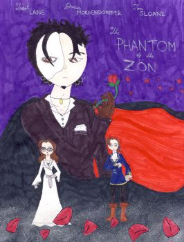 The Phantom of the Zon by TheDramaticMonarch