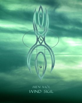 Wind Sigil by AenTheArtist