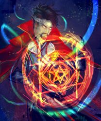Doctor Strange by lllannah