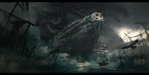 The Leviathan by freelex30