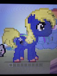 BronyDanceParty pixelart by NightWolfGangsters