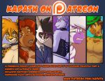 Kadath's Patreon Promo March 2018 by KadathArt