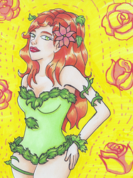 Poison Ivy by MindyStyle